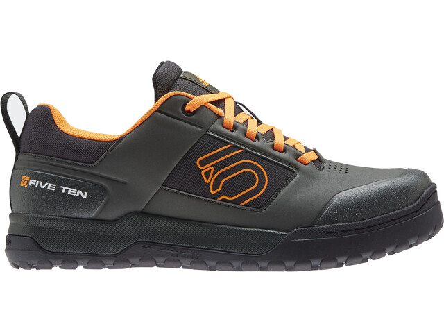 adidas Five Ten Impact Pro Chaussures VTT Homme, legend earth/signal orange/core black